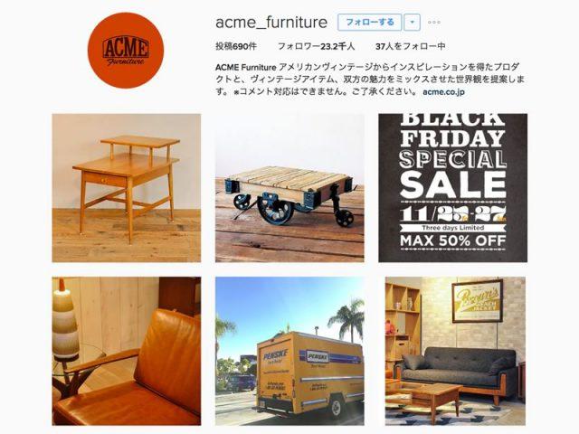 ACME Furnitureさん(@acme_furniture)