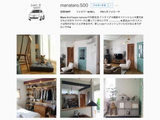 Manaさん(@manataro.500)