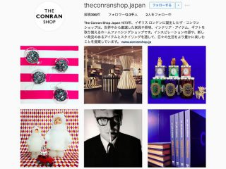 The Conran Shop Japanさん(@theconranshop.japan)