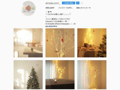 糸(@simple.com_)さん